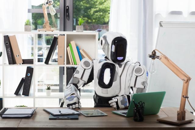 医療事務の仕事はロボット