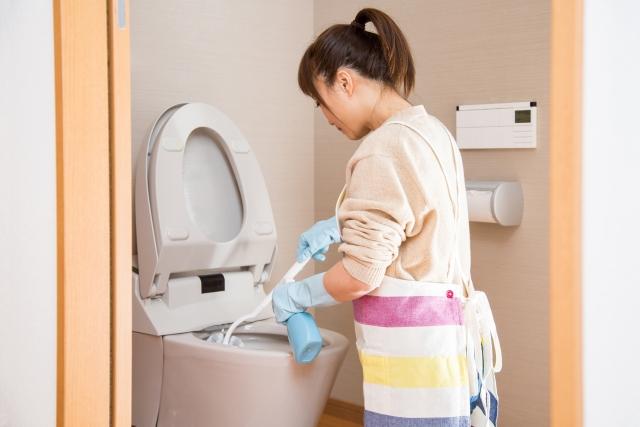 医療事務のトイレ掃除