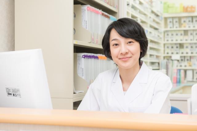 調剤薬局事務と登録販売者の仕事