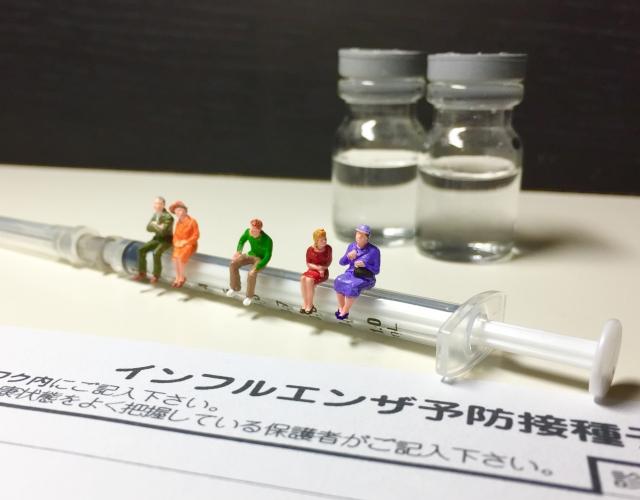 インフルエンザワクチンの現状